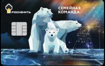 Самое важное о карте лояльности Роснефть «Семейная команда»